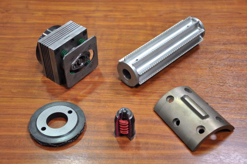 Groupe VTD fabrication d'outillags de découpe outils usinés industrie Drôme Allie Yvelines